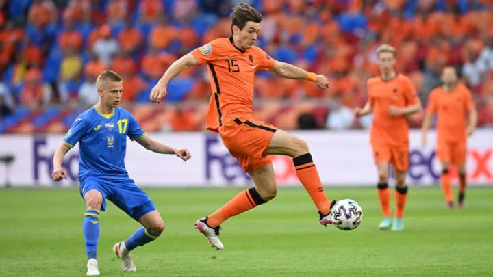 Футболисты Нидерландов оставили Украину без ничьей