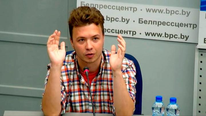 Протасевича никто не бил, сторонником Лукашенко он не стал