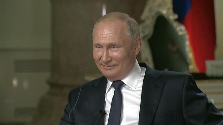 Путин ответил журналисту NBC цитатой из Ильфа и Петрова