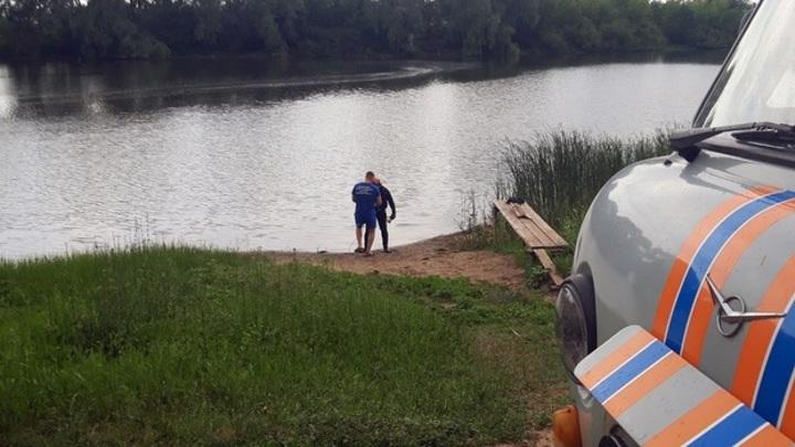 В Самарской области утонул мужчина