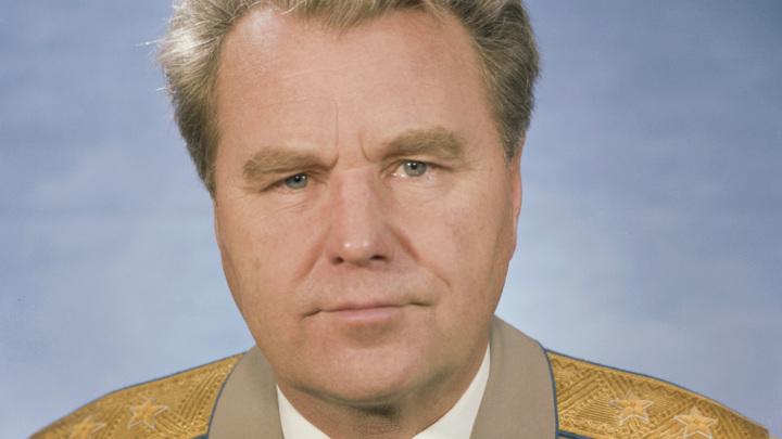 Прощание с космонавтом Шаталовым пройдет 17 июня в Мытищах
