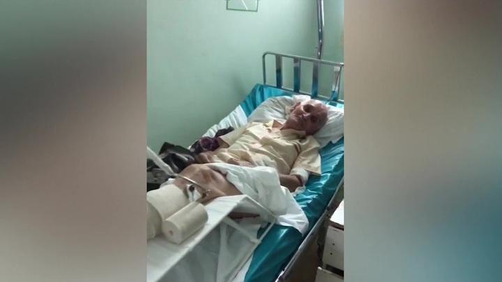 В Уфе прооперировали 82-летнего пенсионера, которого сбили на электросамокате