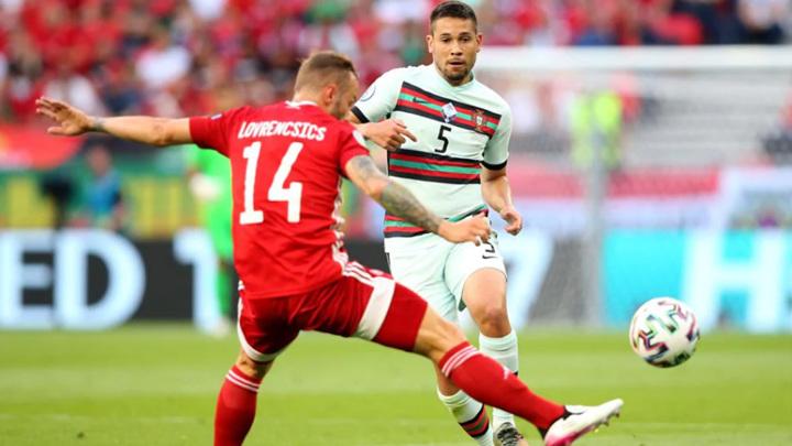 Португальцы дожали венгров в концовке матча