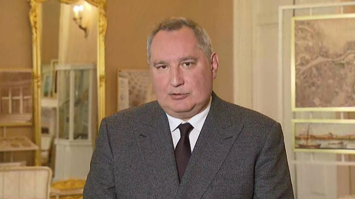 Рогозин: десятки российских космических аппаратов попали под санкции