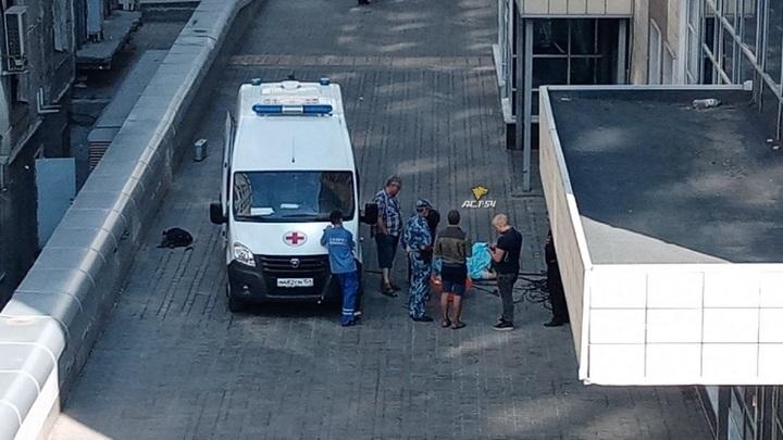 В Новосибирске погиб альпинист при падении с 10 этажа