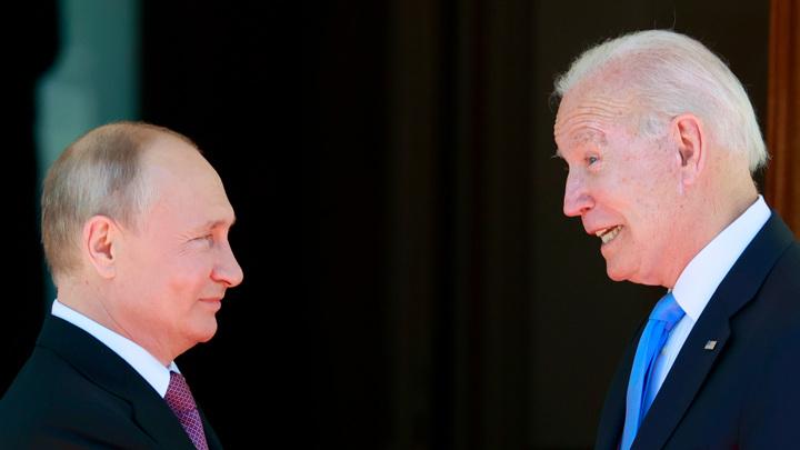 """Путин и Байден поговорили об """"убийце"""""""