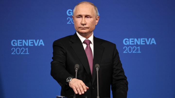 Путин обсудил с Байденом права человека по инициативе последнего