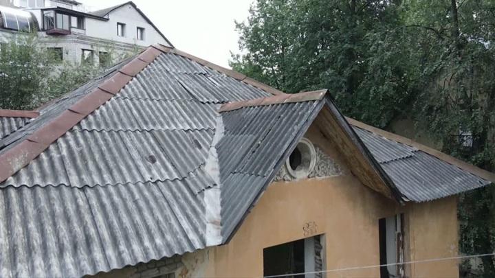 В Ярославле удалось предотвратить снос дома актеров в историческом квартале