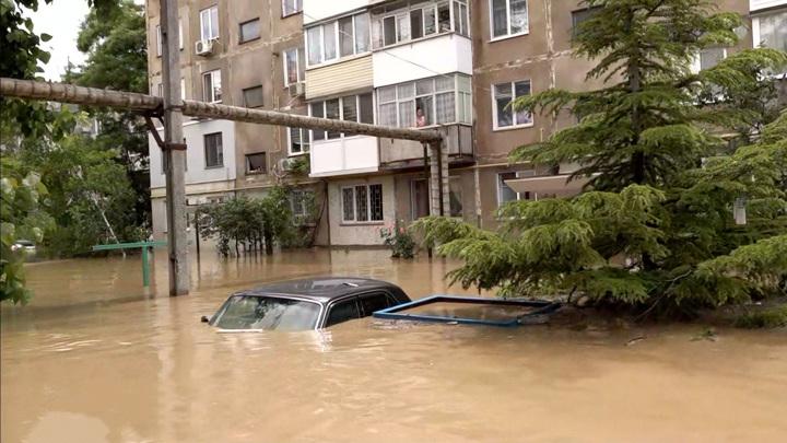 Синоптики предупредили о подъёме рек до полутора метров и угрозе селей в Крыму
