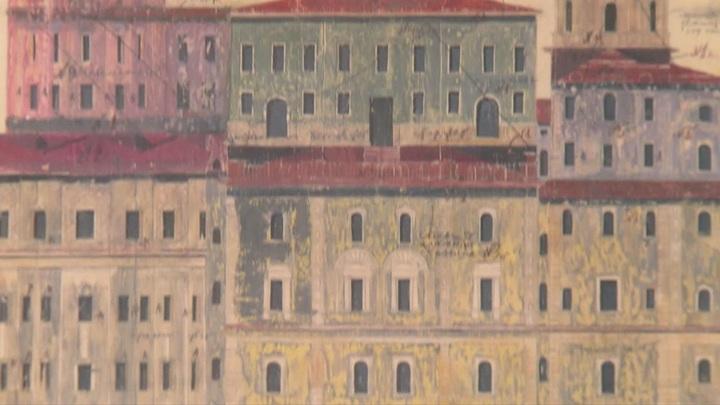 Музей имени Щусева открыл выставку, посвященную работе архитекторов в период Великой Отечественной войны
