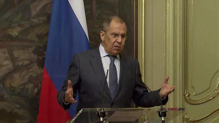 """Россия не согласна на """"игру в одни ворота"""" с США"""