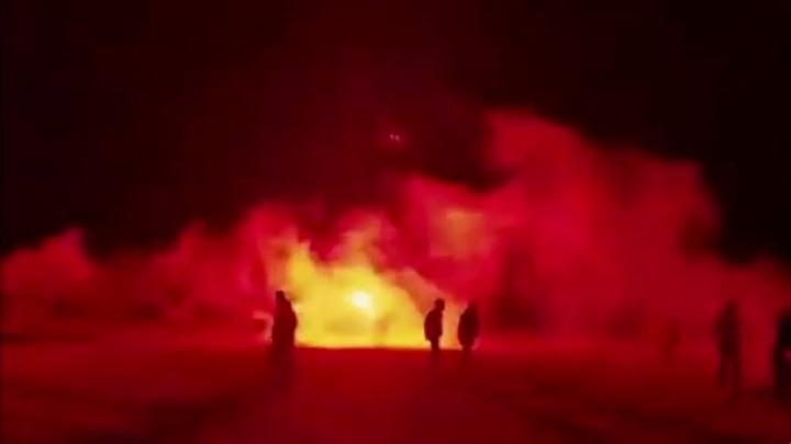 Во французском Редоне полиция второй вечер подряд разгоняет незаконную вечеринку