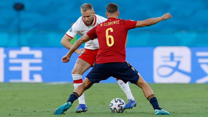Испания сыграла вторую ничью на Евро-2020. Теперь – с Польшей