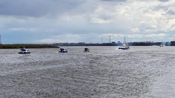 На Амуре приостановлены грузовые перевозки из-за резкого повышения уровня воды