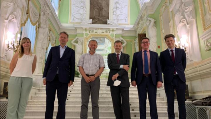 Нижегородская область и Бельгия хотят теснее сотрудничать в области науки