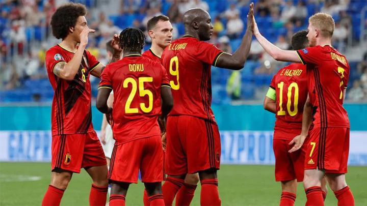 Футболисты Бельгии выиграли у команды Финляндии