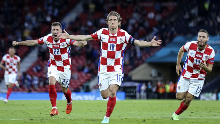 Гол Модрича вывел хорватов в плей-офф Евро-2020