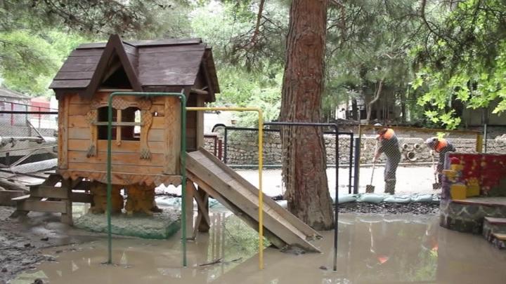 Сумма ущерба от подтоплений в Крыму оценивается в 171 млн рублей