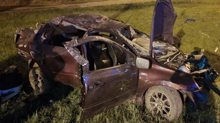 Лишенный прав житель Кубани устроил смертельное ДТП под Майкопом