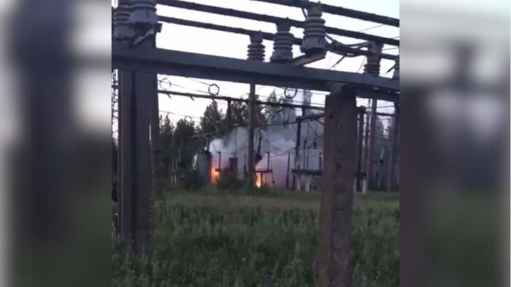 Север Питера на несколько часов остался без электричества