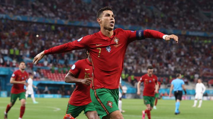 Сборные Португалии и Франции забили по два мяча