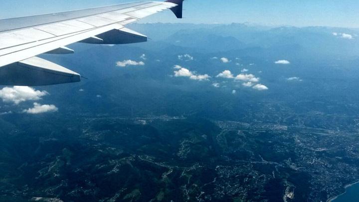 Полиция оштрафовала авиадебошира, летевшего из Сочи в Тюмень