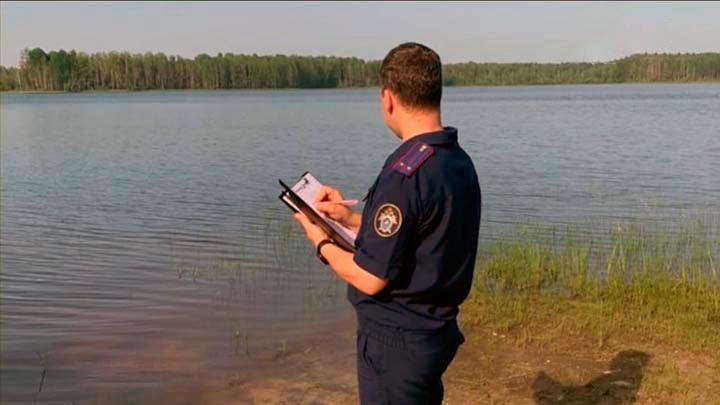 В Новгородской области в озере утонул подросток