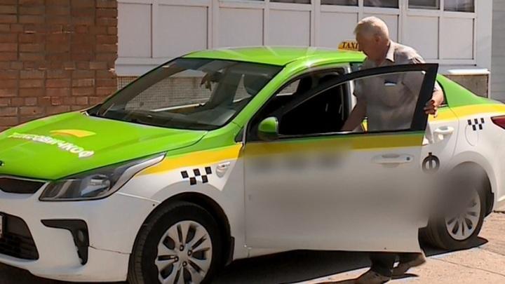 Рязанские таксисты готовятся к массовой вакцинации от COVID-19