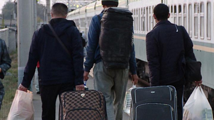 Трудовые мигранты смогут выехать в Ташкент из Волжского на дополнительном поезде