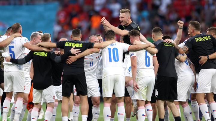 Евро-2020. Чехия – Дания – 1:2. Матч 1/4 финала