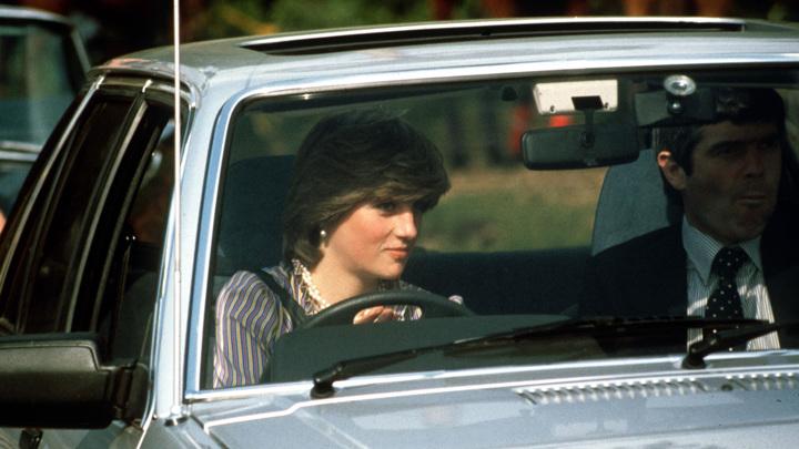 Ford Escort, принадлежавший принцессе Диане, продан за рекордную сумму
