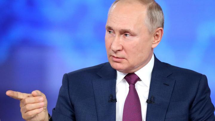 Путин выступает за взаимное признание сертификатов о вакцинации