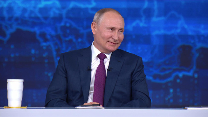 Это же как музыкальный инструмент: Путин – о знании английского и немецкого