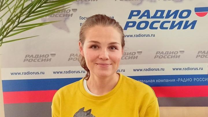 Дарья Колпашникова,