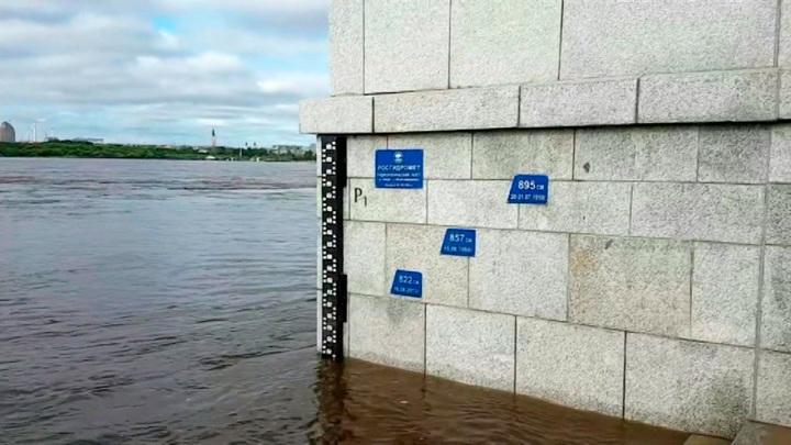 На Дальнем Востоке введен режим повышенной готовности из-за паводка