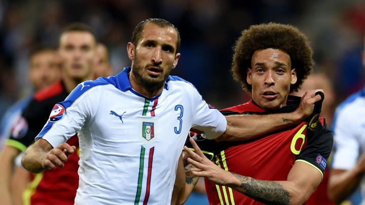 1/4 финала Евро-2020: Швейцария сыграет с Испанией, Бельгия – с Италией