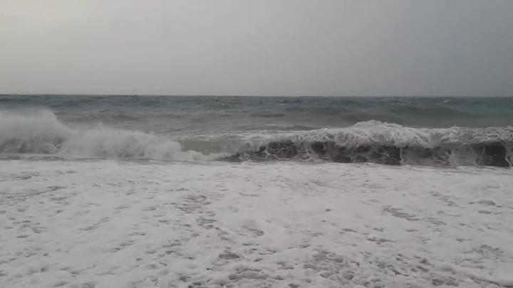 В Абхазии из-за ливней начались наводнения