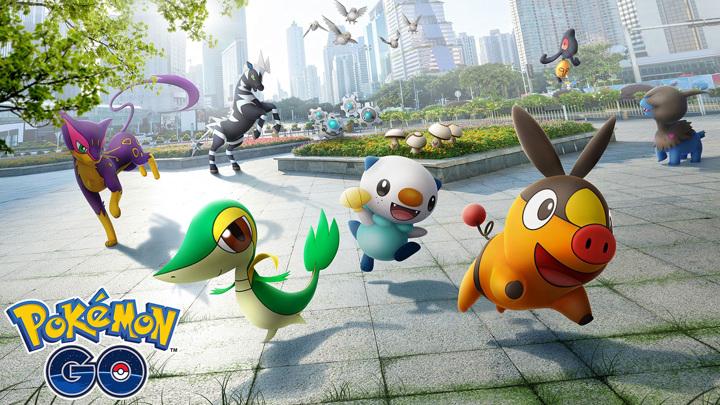 Выручка Pokemon Go достигла $5 млрд и продолжает расти