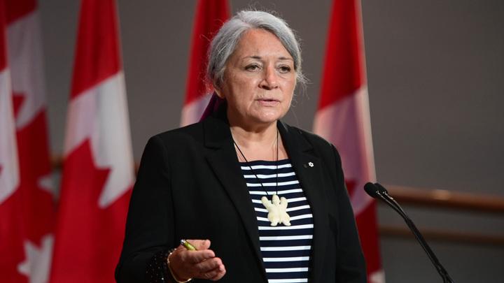 Генерал-губернатором Канады впервые стала представительница коренного народа