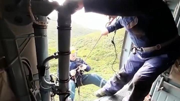 Найден черный ящик рухнувшего на Камчатке Ан-26
