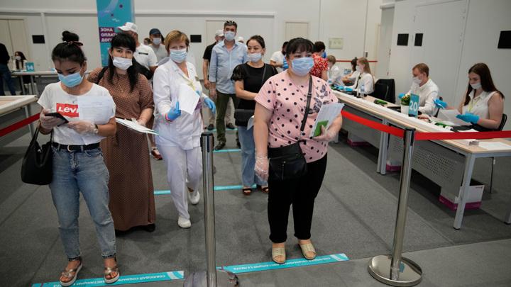 Во всех прививочных пунктах Москвы началась ревакцинация
