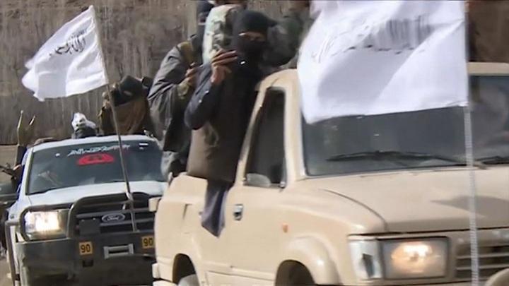 В РФ обеспокоены возможностью переноса военных действий из Афганистана в Таджикистан