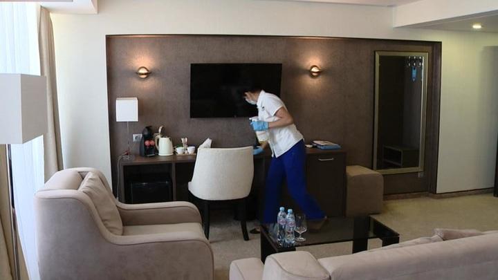 До конца лета забронированы 90% подмосковных гостиниц