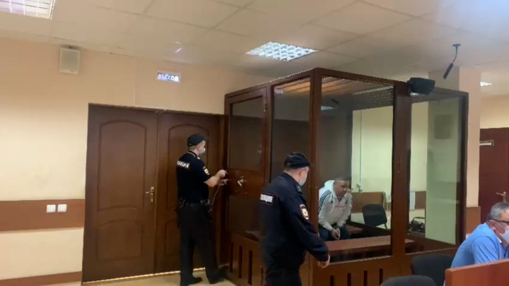 Начальник Егорьевского УМВД заключен под стражу