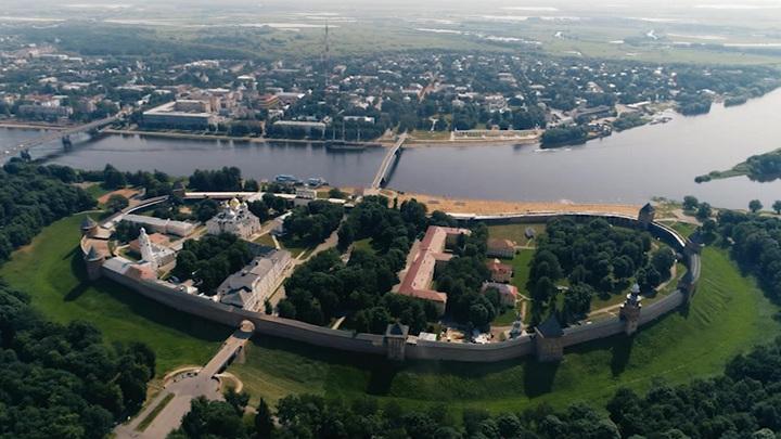 Губернатор Новгородской области оценил благоустройство деревни Савино