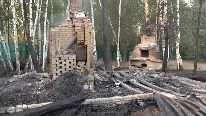 В России за сутки потушили 130 природных пожаров