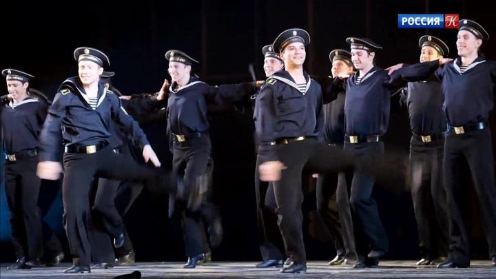 Ансамбль народного танца Игоря Моисеева открыл Международный фестиваль в Генуе