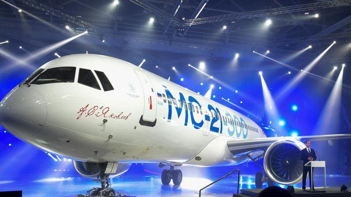 Минпромторг предложил вложить в развитие авиастроения в РФ 1,8 трлн рублей