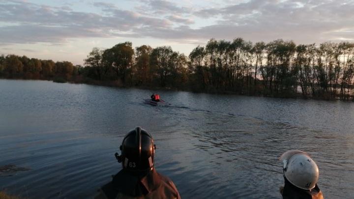 Татарстанец утонул, выгоняя из пруда гусей