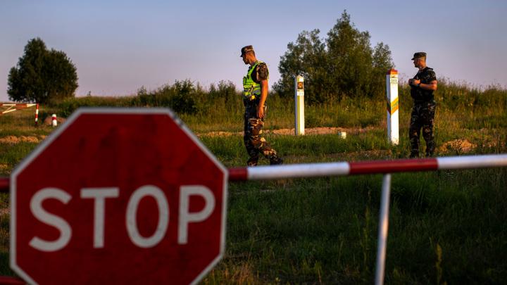 ЕС может наложить на Белоруссию санкции из-за наплыва мигрантов в Литву